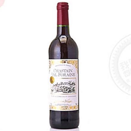 中糧名莊薈法國-維珞娜干紅葡萄酒750ml