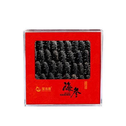 大連凍干海參—花開富貴250g*1盒(凍干參28-35頭)