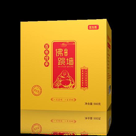 星龍港佛跳墻八珍御食 900g*1罐