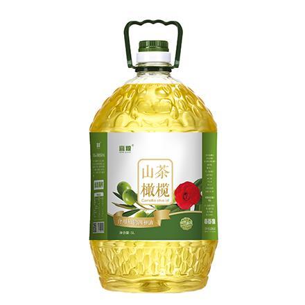 宮糧山茶橄欖調和油5L
