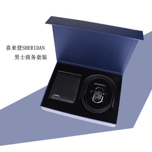 喜来登SHERIDAN 男士商务套装NL170971S大礼盒(NL180432S+NL180353S)