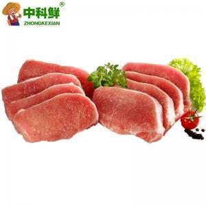 【中科鮮】 土豬里脊肉 冰鮮生豬肉 500g