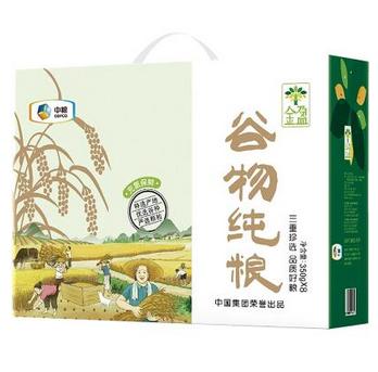 中粮金盈谷物纯粮2800g杂粮礼盒五谷杂粮组合