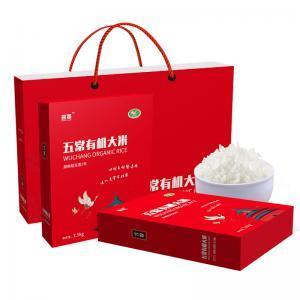 宮糧稻花香有機大米5kg