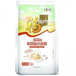 福临门 麦芯多用途小麦粉 中筋面粉 中粮出品 通用粉适合馒头包子烙饼等各类面食