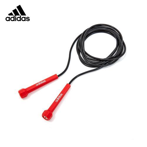 阿迪達斯(adidas)跳繩軸承防繞成人兒童運動學生中考鍛煉健身體育器材專用繩子