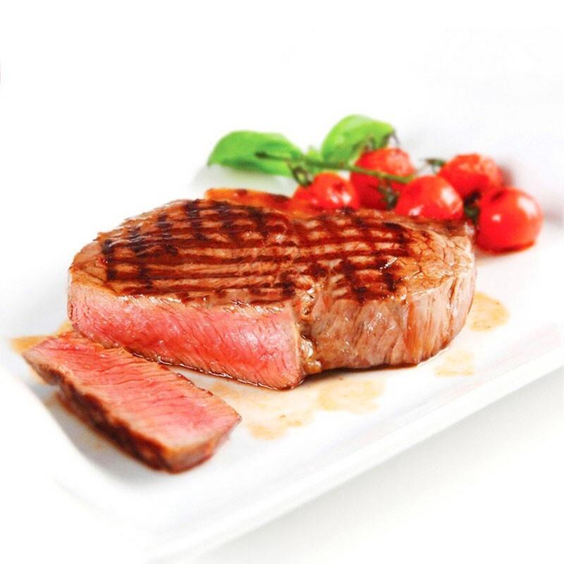 星龙港—福牛荟萃 澳洲进口手工原切牛肉 牛排礼盒礼券
