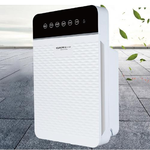 GKN格卡诺 空气净化器智能定时远程遥控家用负离子除甲醛雾霾净化器
