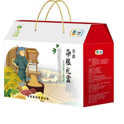 中粮金盈杂粮礼盒2100g