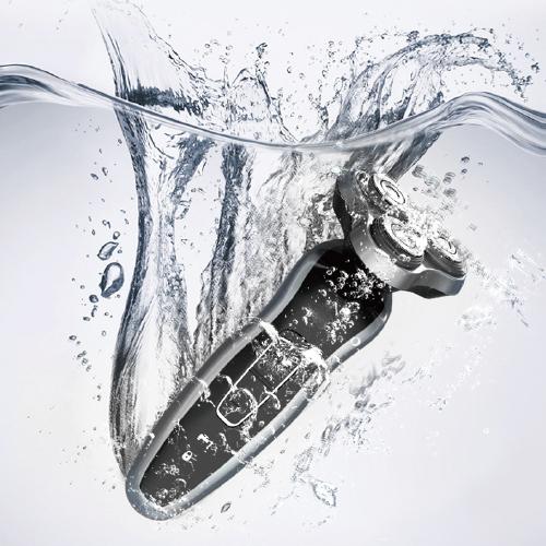 GKN格卡诺 电动剃须刀刮胡刀 可全身水洗 充电式便捷男士剃须刀胡须刀