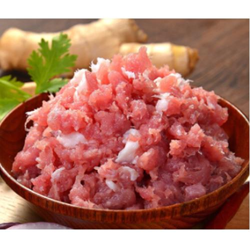 【中科鲜】猪肉馅500g猪肉馅饺子混沌肉馅生猪肉材料