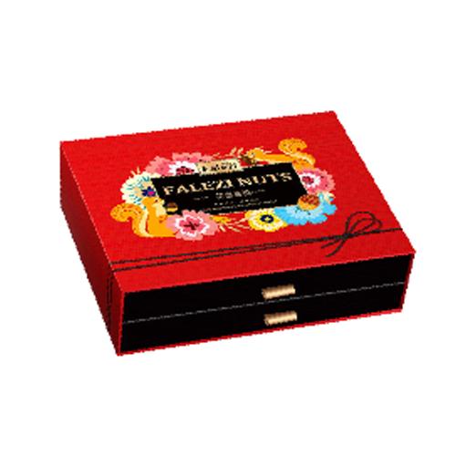 香港法乐兹坚果礼盒 干果礼盒大礼包 团购优惠 花语喜悦1270g