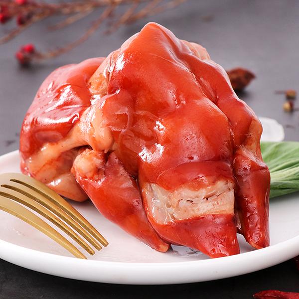八瑞祥 菊花猪蹄300g熟食酱卤猪蹄卤味零食下酒菜猪手猪脚开袋即食