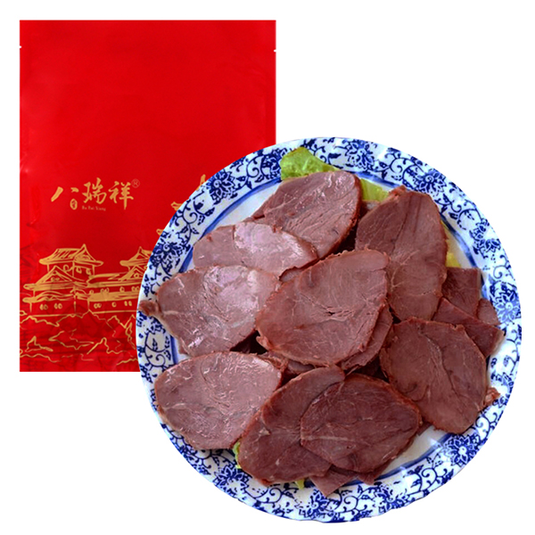 八瑞祥酱牛肉220g老汤酱肉熟食礼包 牛肉脯