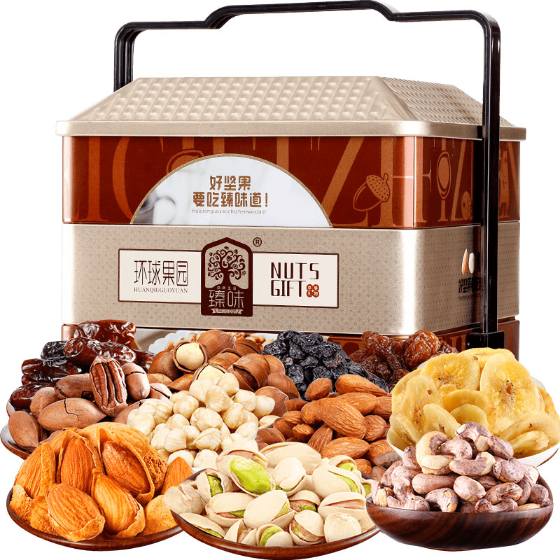 臻味-1550g环球果园礼盒