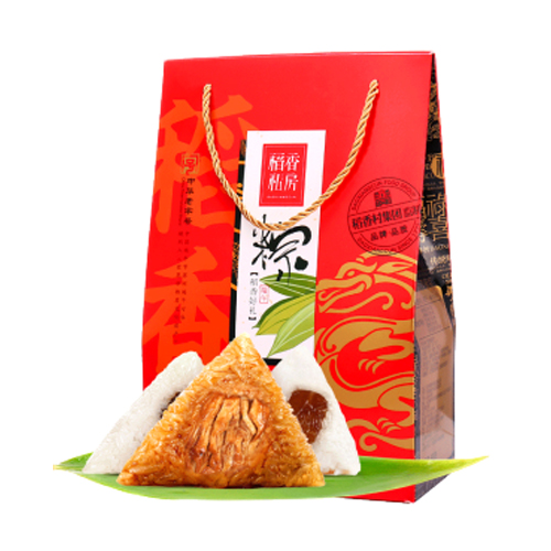 【预售】稻香村稻香好礼粽子礼盒600g