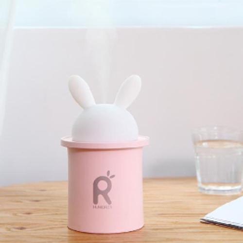 兔子加湿器(JT03)—樱花粉