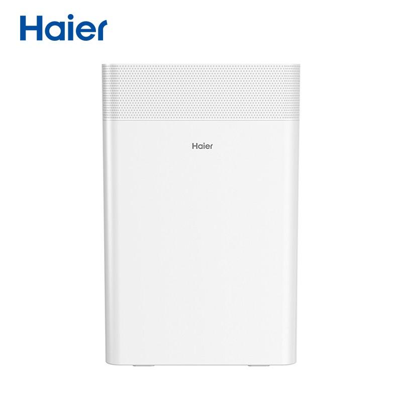 海尔(Haier)母婴空气净化器除雾霾细菌异味 KJ202F-HY01