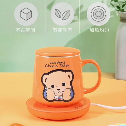 精典泰迪熊系列奇趣恒温暖心杯CI-WX002