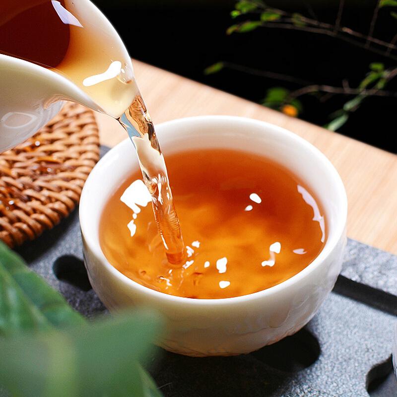 润虎 金骏眉红茶茶叶蜜香型500g(250g*2罐)煮茶论道系列茶叶礼盒装罐装红茶正山小种伴手礼
