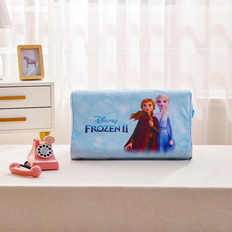 安娜与爱莎乳胶枕27cmX44cm