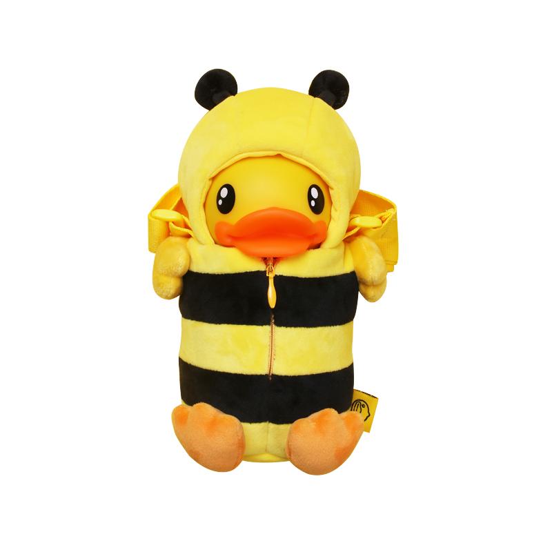 FACE×B.Duck变装派对鸭头保温杯 KV33A  黄色