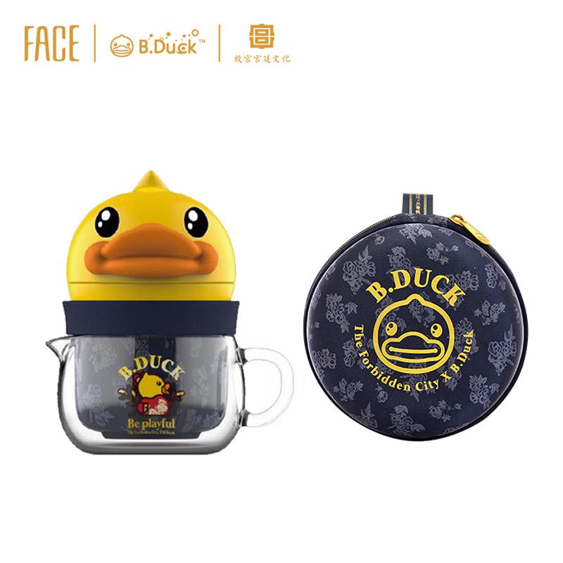 FACE×B.Duck便携茶具套装 KG30A