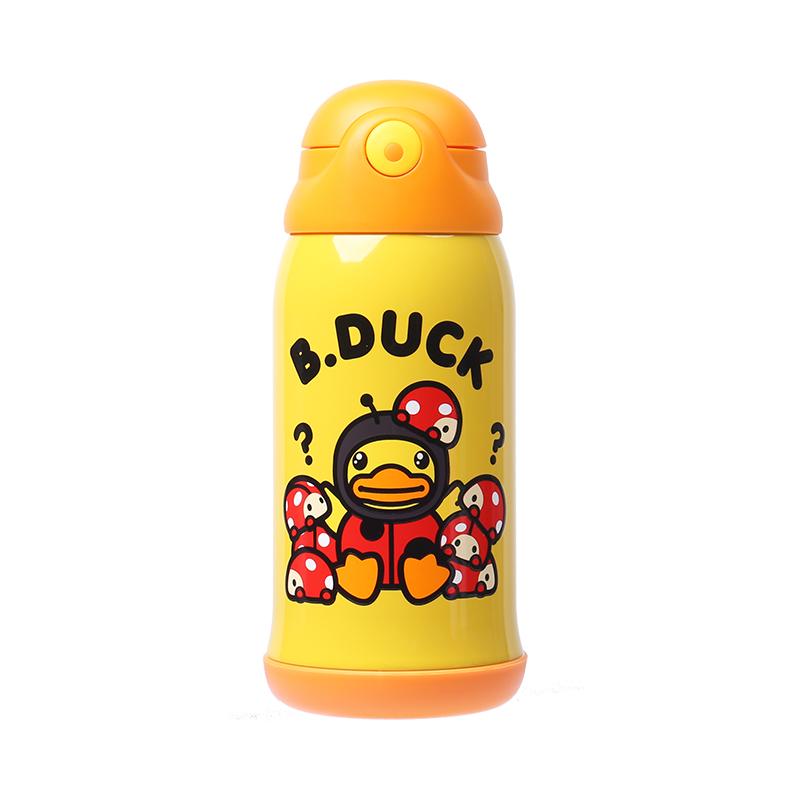 FACE×B.Duck大容量儿童保温杯 KV60A 黄色