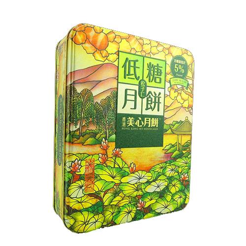 美心-540g低糖松籽仁白莲蓉月饼礼盒  可做礼品券