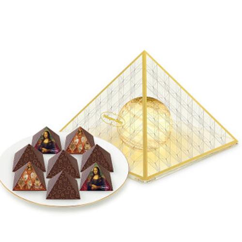 哈根达斯 卢浮映月 冰淇淋月饼券 送礼 卢浮宫IP-卢浮宫博物馆